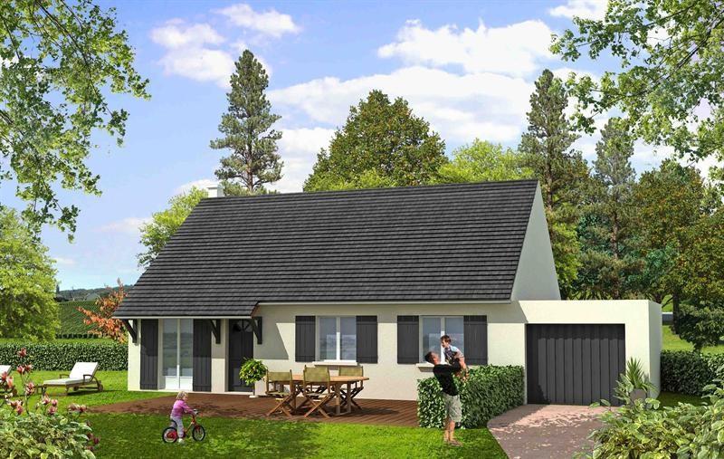 Maison  5 pièces + Terrain 600 m² Montfort l'Amaury (78490) par MAISONS BARILLEAU