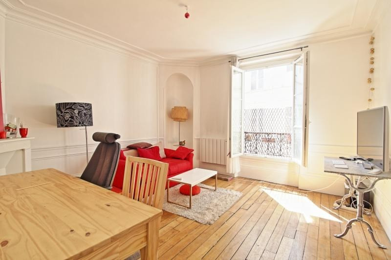 Sale apartment Paris 20ème 435 750€ - Picture 1