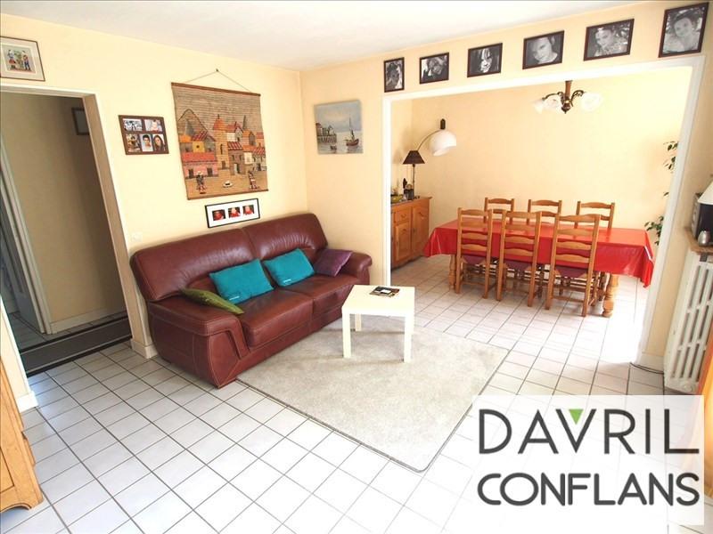 Vente appartement Conflans ste honorine 169600€ - Photo 1