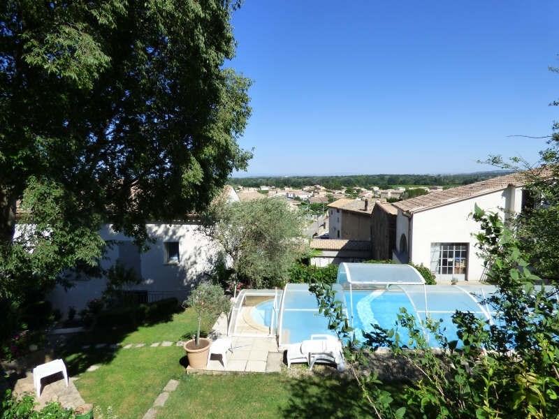 Vente maison / villa Uzes 369000€ - Photo 10