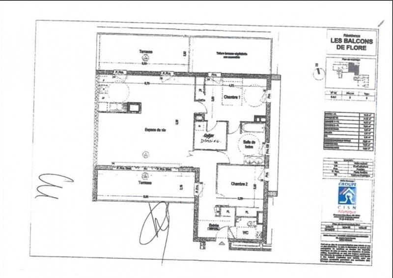 Vente appartement St nazaire 409500€ - Photo 2