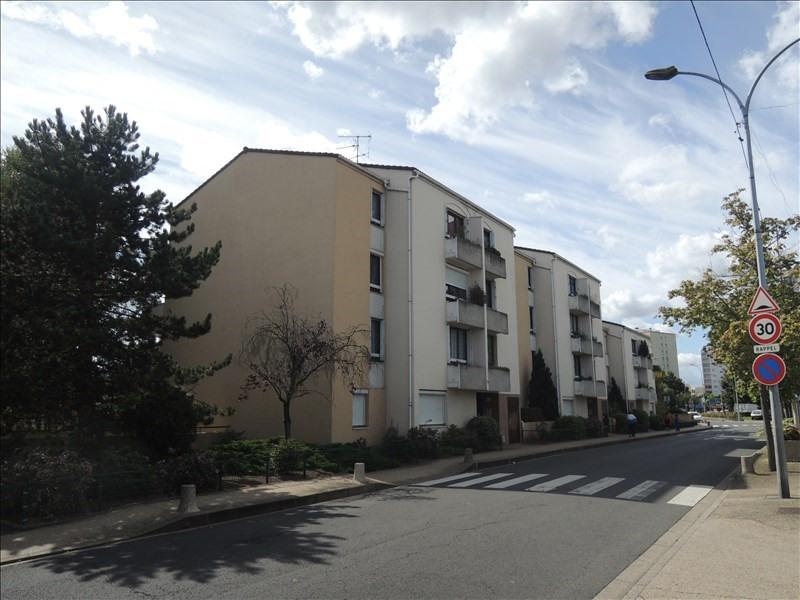 Vente appartement Poissy 228000€ - Photo 1