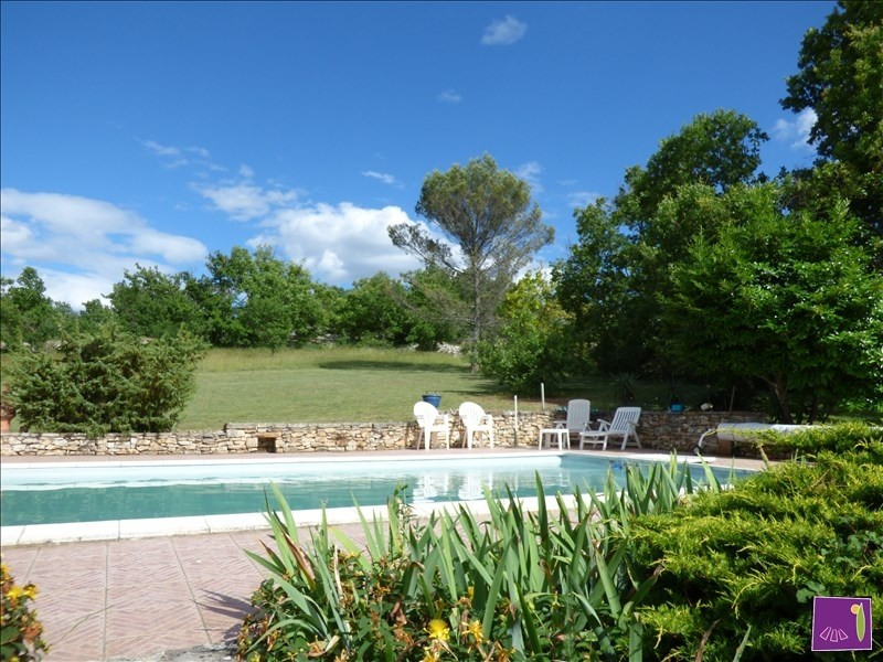 Vente maison / villa Barjac 495 000€ - Photo 15