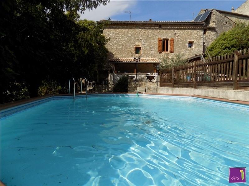Vendita casa Barjac 413000€ - Fotografia 1