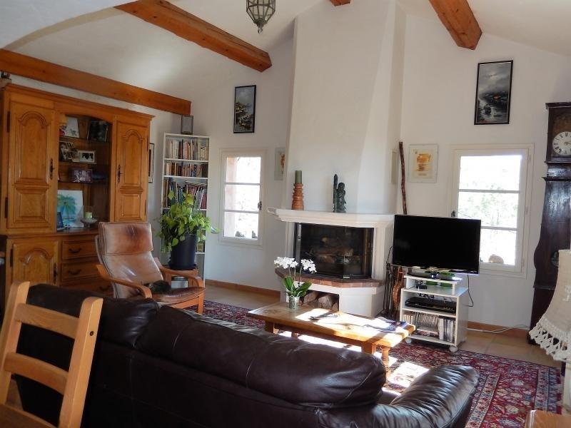 Sale house / villa Claviers 440000€ - Picture 5