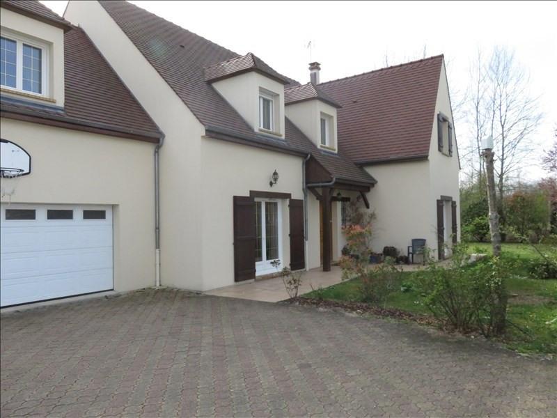 Sale house / villa Germigny l eveque 490000€ - Picture 2