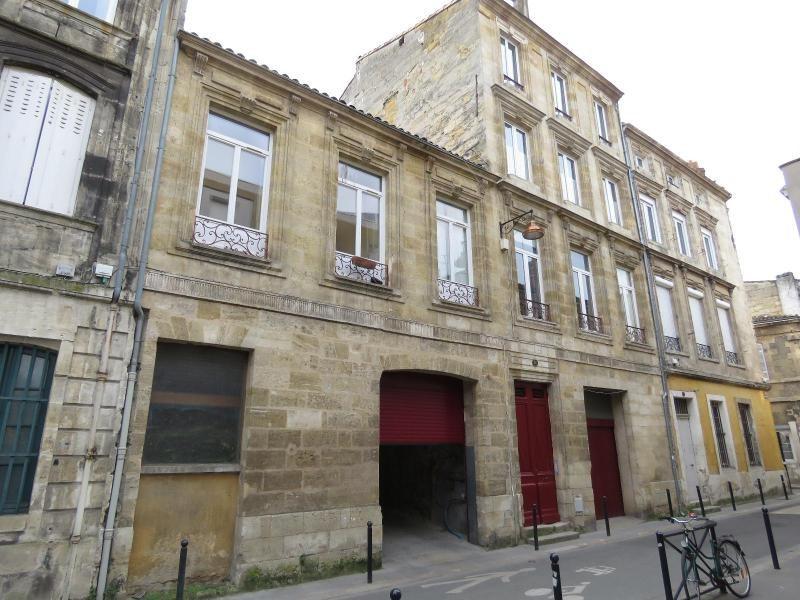 Location parking Bordeaux 100€ CC - Photo 1