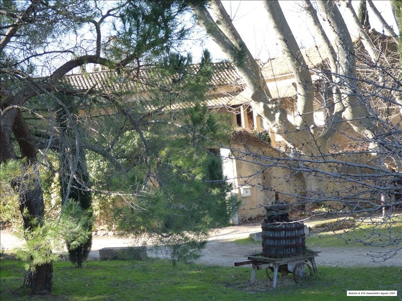 Vente maison / villa Bagnols sur ceze 272000€ - Photo 17
