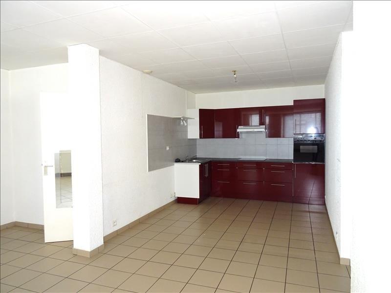 Rental apartment Roanne 575€ CC - Picture 5