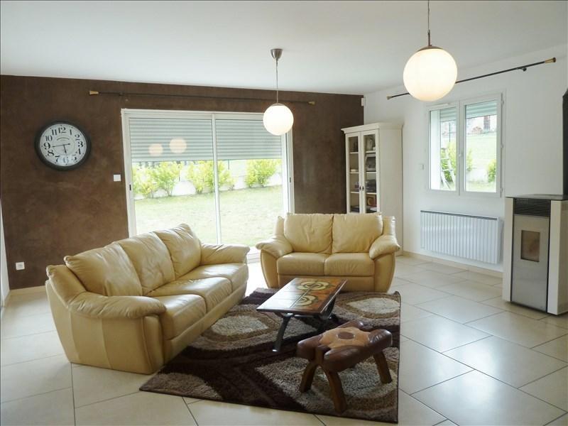 Sale house / villa St alban de roche 365000€ - Picture 2