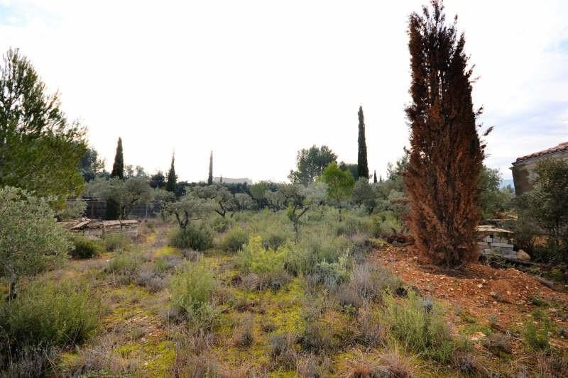 Venta  terreno Eygalieres 424000€ - Fotografía 3
