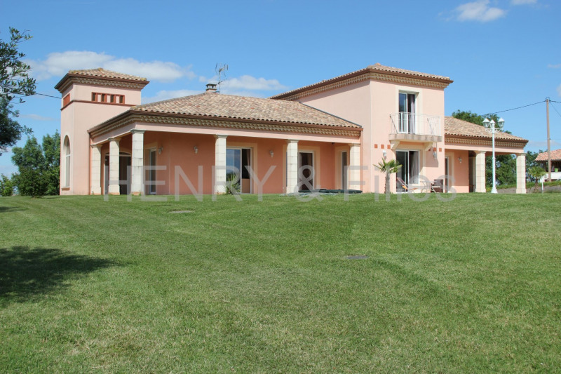 Vente maison / villa L'isle jourdain 10 min 415 000€ - Photo 30