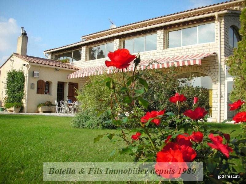 Vente maison / villa Barjac 545000€ - Photo 1