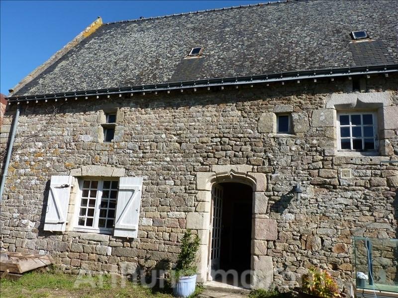 Vente maison / villa Landaul 156000€ - Photo 1