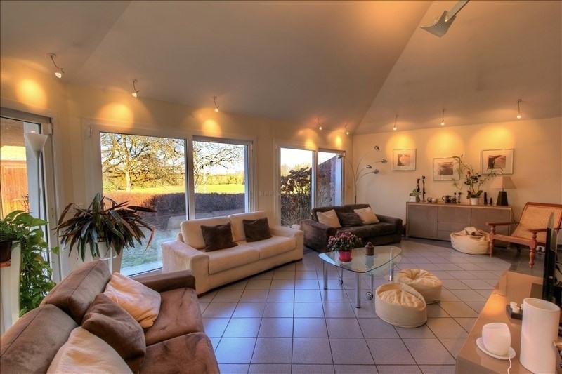 Verkoop  huis Les abrets 424000€ - Foto 9
