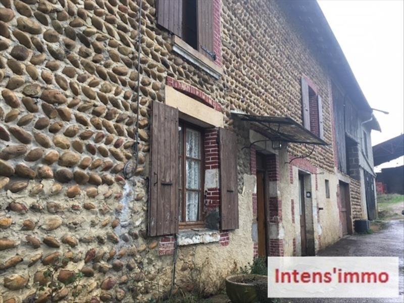 Sale house / villa Montfalcon 159000€ - Picture 1
