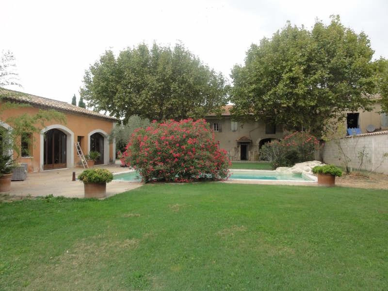 Vente de prestige maison / villa Chateaurenard 790000€ - Photo 1