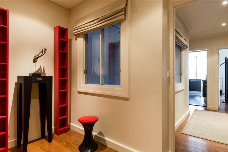 Vente de prestige appartement Paris 16ème 1505000€ - Photo 8