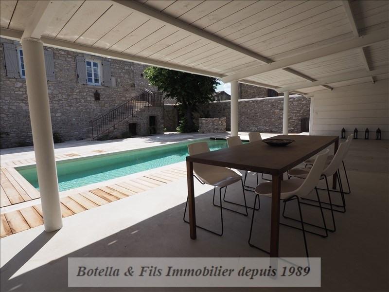 Verkoop van prestige  huis Uzes 799000€ - Foto 15
