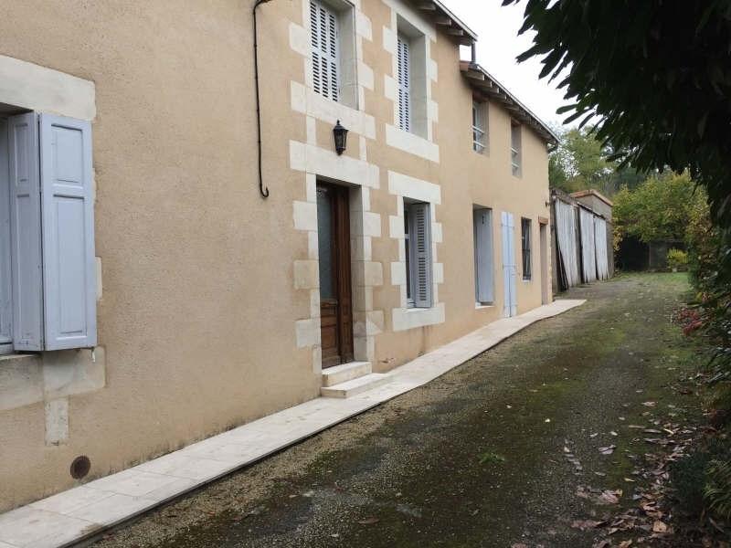 Venta  casa St benoit 262500€ - Fotografía 1