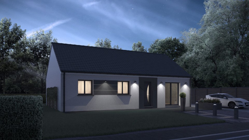 Maisons vendre saint vigor d 39 ymonville entre for Acheter une maison en sardaigne
