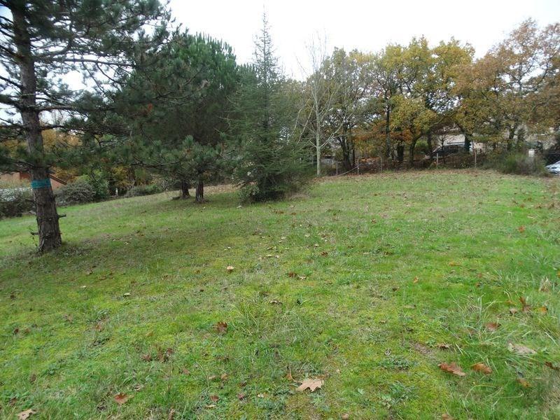 Vente terrain Pibrac 144000€ - Photo 1