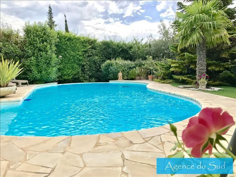 Vente de prestige maison / villa Roquefort la bedoule 650000€ - Photo 2