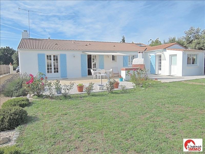 Vente maison / villa La chevroliere 318000€ - Photo 1
