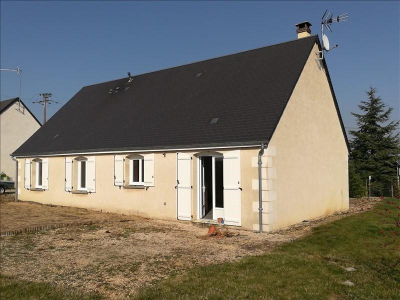 Vente maison / villa Villechauve 165700€ - Photo 3
