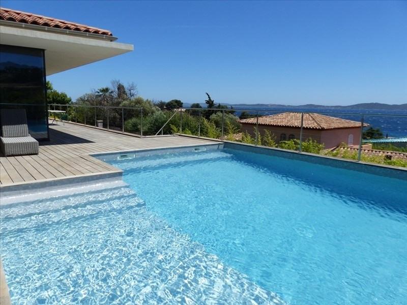 Vente de prestige maison / villa Carqueiranne 2180000€ - Photo 1