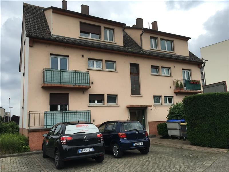 Location appartement Bischheim 595€ CC - Photo 1