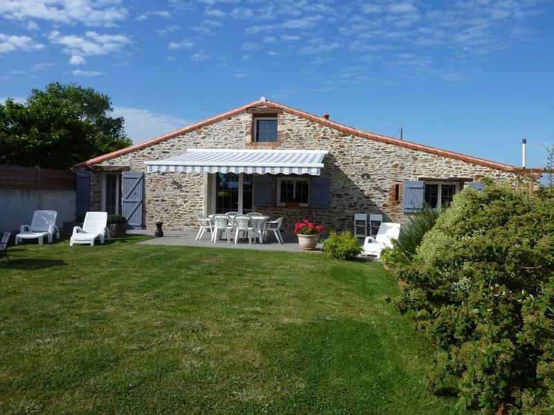 Vente maison / villa Château-d'olonne 337600€ - Photo 1