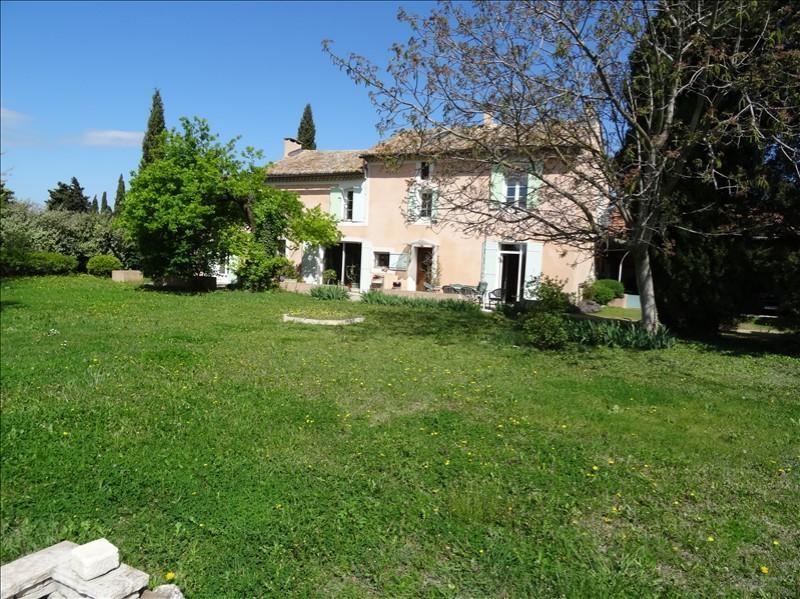 Verkoop van prestige  huis Sarrians 589000€ - Foto 1
