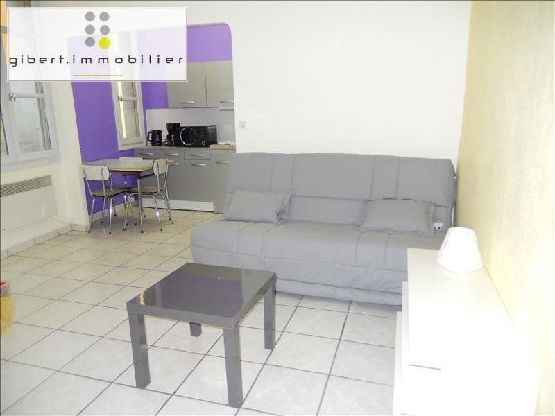 Location appartement Le puy en velay 250€ CC - Photo 1