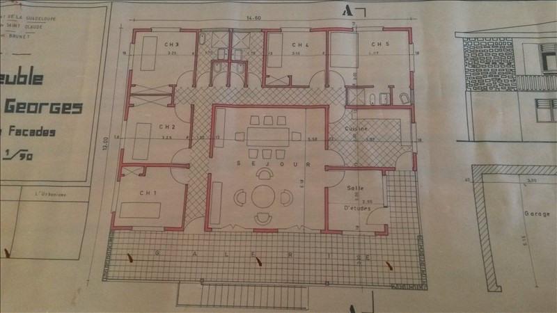 Sale house / villa St claude 280000€ - Picture 4