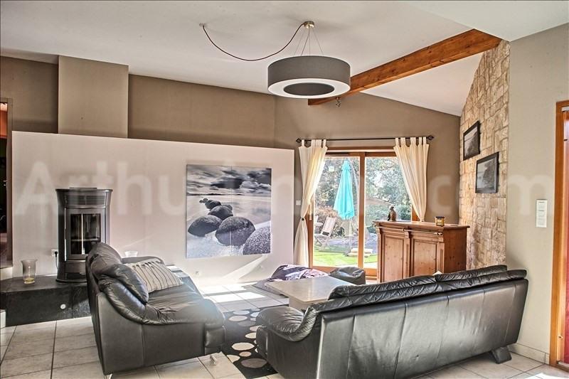 Vente maison / villa Amberieux en dombes 365000€ - Photo 6