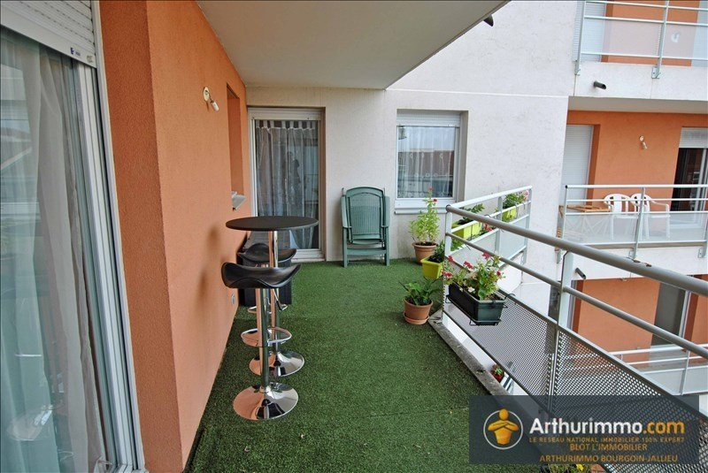 Sale apartment Bourgoin jallieu 182 000€ - Picture 1