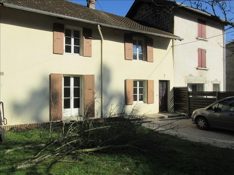 Verhuren  huis Charavines 690€ CC - Foto 1