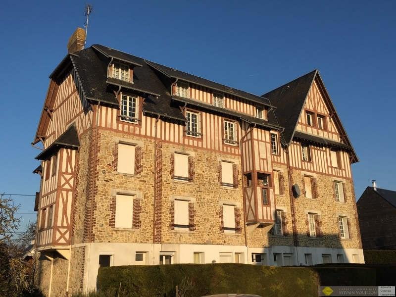 Vente appartement Villers sur mer 132000€ - Photo 1