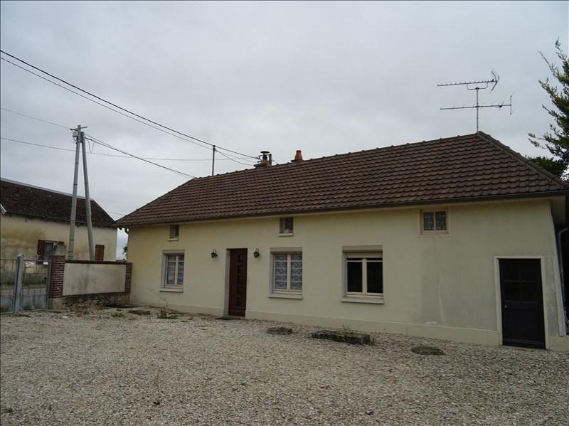 Sale house / villa Nogent sur aube 56600€ - Picture 2