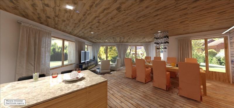 Deluxe sale apartment Morzine 660000€ - Picture 2