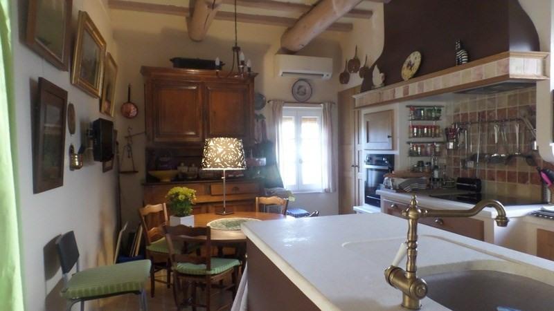Vente maison / villa Suze-la-rousse 418000€ - Photo 3
