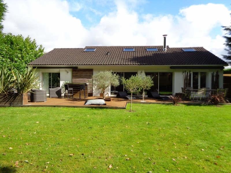 Sale house / villa Lesigny 575000€ - Picture 2