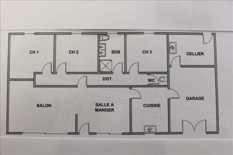 Verkoop  huis Langon 176100€ - Foto 10