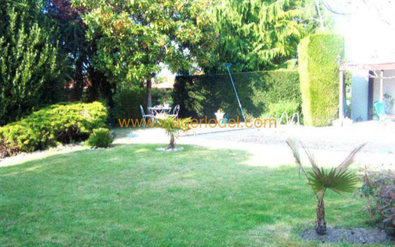 Lijfrente  huis Lezigne 95000€ - Foto 14