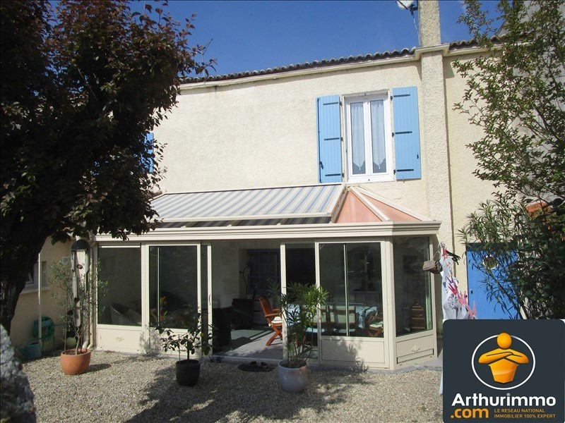 Sale house / villa Matha 135 255€ - Picture 1