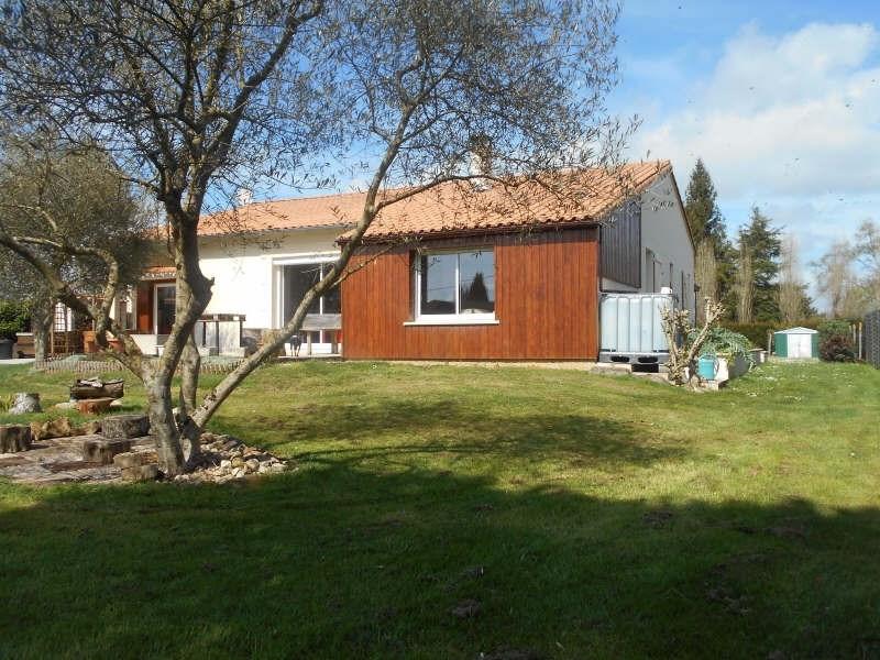 Vente maison / villa Coulon 252000€ - Photo 1
