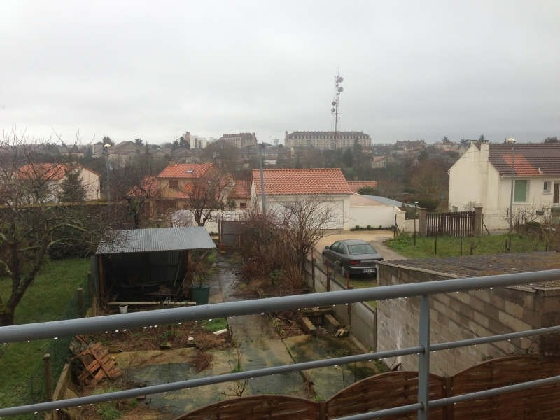 Rental apartment Poitiers 429€ CC - Picture 2