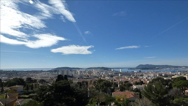 Vente de prestige appartement Toulon 595 000€ - Photo 1