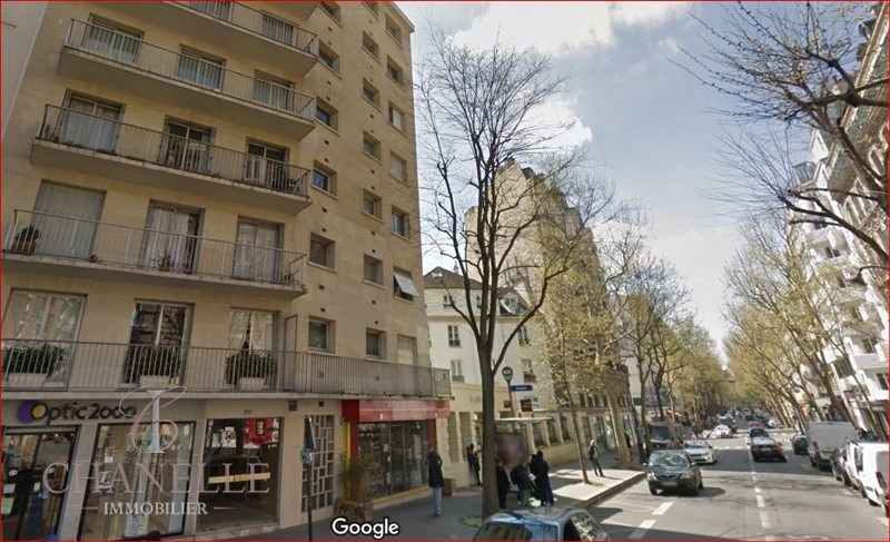 Vente appartement Paris 20ème 315000€ - Photo 1